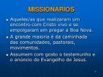 mission rios