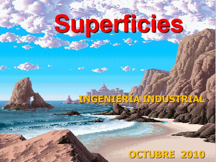 superficies n.