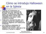c mo se introdujo halloween en la iglesia35