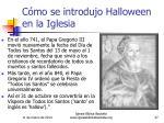 c mo se introdujo halloween en la iglesia37