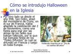 c mo se introdujo halloween en la iglesia41
