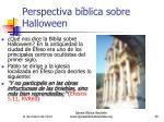 perspectiva b blica sobre halloween45