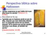 perspectiva b blica sobre halloween47