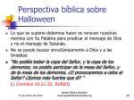 perspectiva b blica sobre halloween49