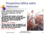 perspectiva b blica sobre halloween51