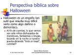 perspectiva b blica sobre halloween52