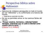 perspectiva b blica sobre halloween58