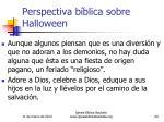 perspectiva b blica sobre halloween60
