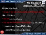 tis standard 1227 2539
