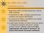 la difficolt nella comunicazione