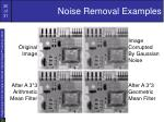 noise removal examples
