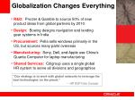 globalization changes everything