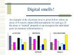 digital smells