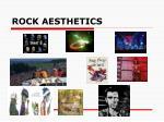 rock aesthetics