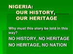nigeria our history our heritage10