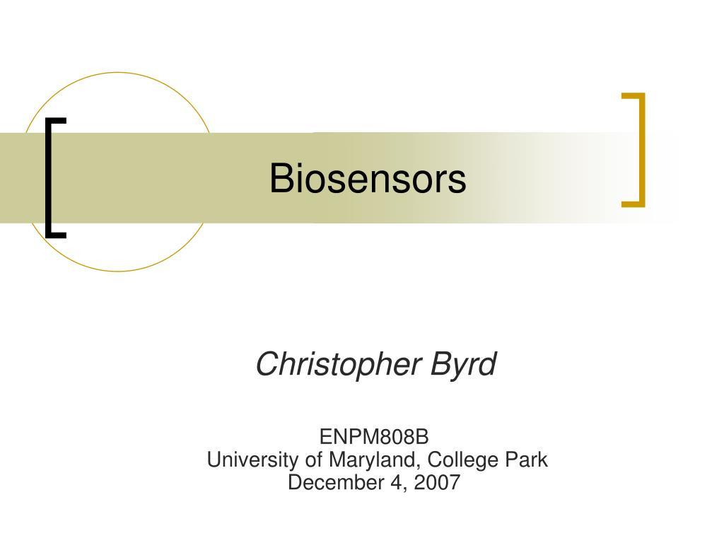 biosensors l.