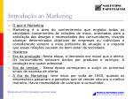 introdu o ao marketing