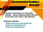 recommended reading websites