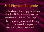 soil physical properties35