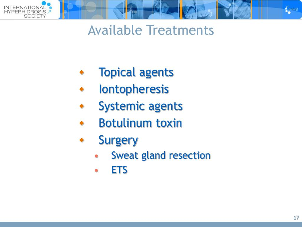 Available Treatments