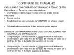 contrato de trabalho27