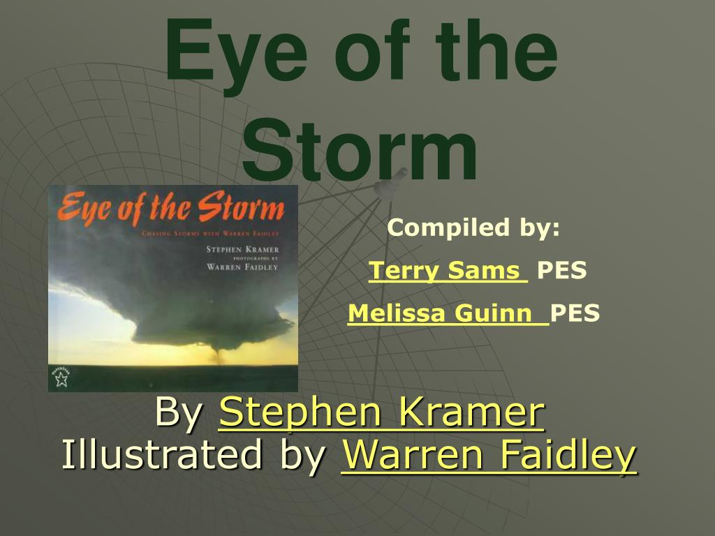 eye of the storm l.