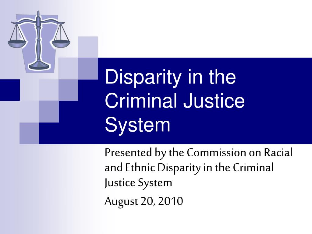 disparity and discrimination in the criminal Related research: a 2014 study in the american journal of criminal justice, an examination of defendant sex disparity in capital sentencing: a propensity score matching approach, looks at the role of gender in capital sentencing.