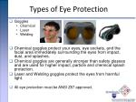 types of e ye protection13