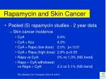 rapamycin and skin cancer24