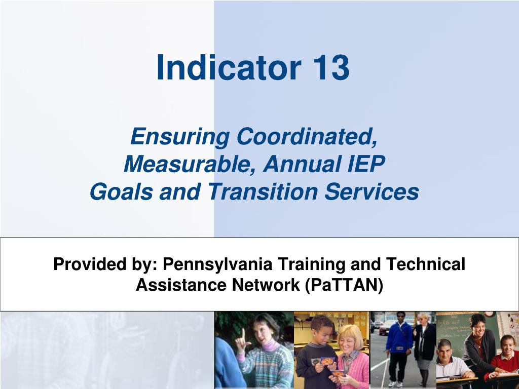 provided by pennsylvania training and technical assistance network pattan l.