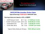 racingshares com typical online sales example