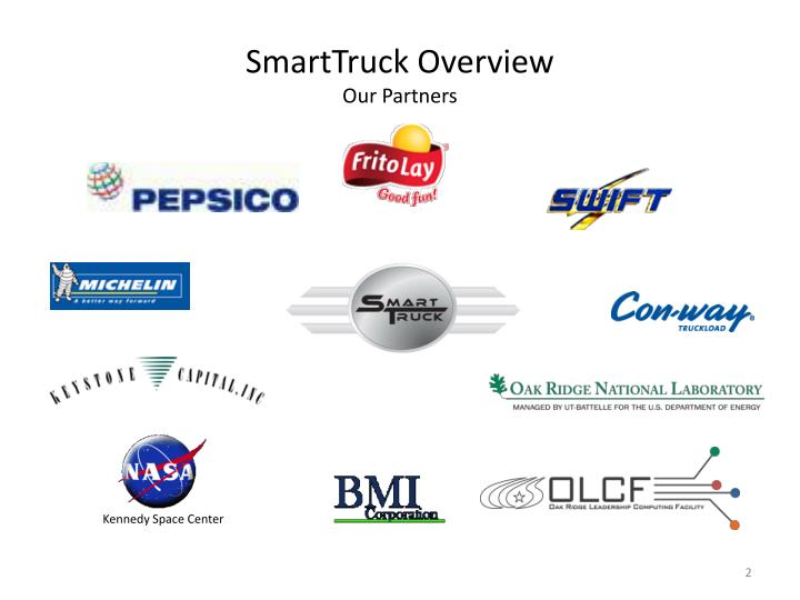 Smarttruck overview our partners