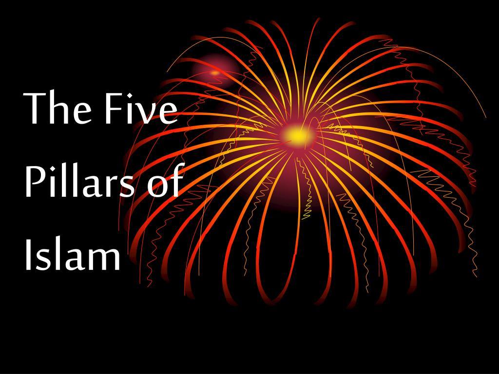 the five pillars of islam l.