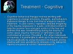 treatment cognitive
