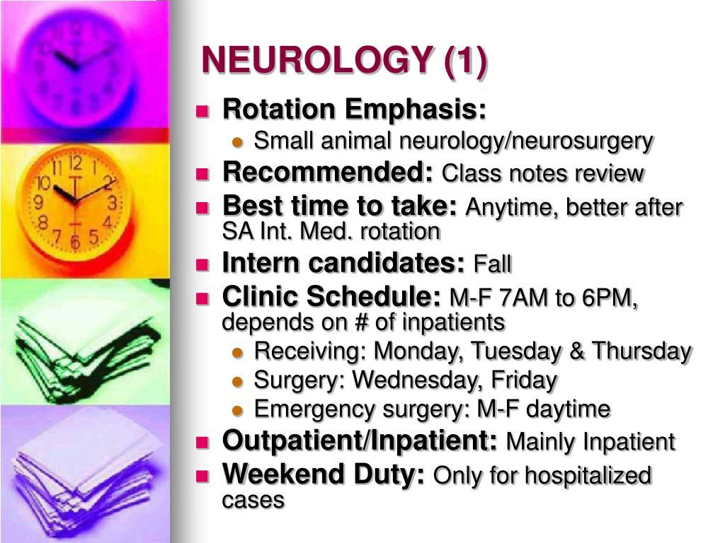 NEUROLOGY (1)