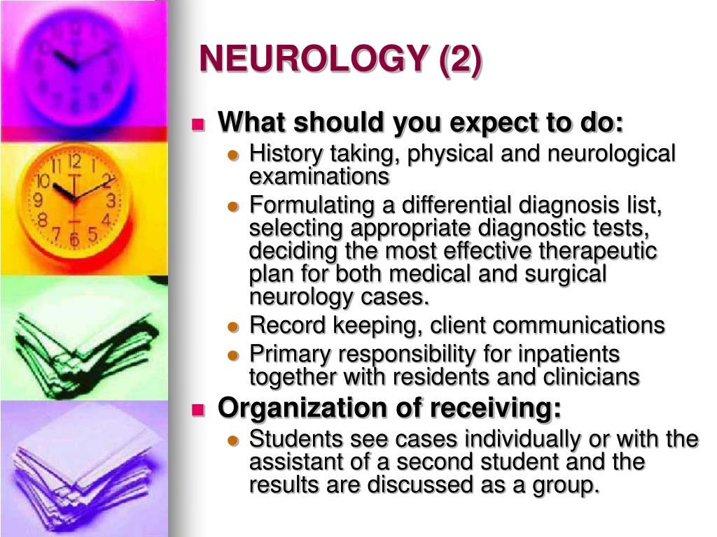 NEUROLOGY (2)