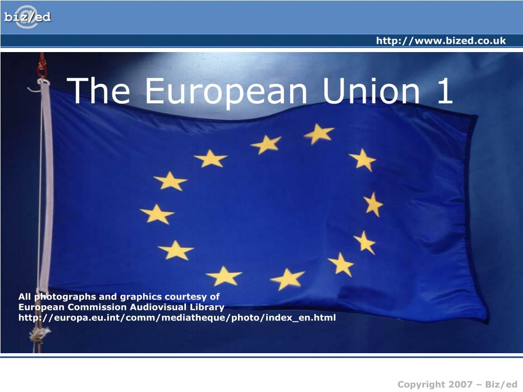 the european union 1 l.