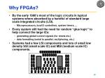 why fpgas