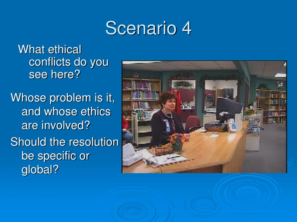 Scenario 4