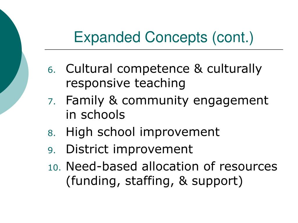 towards a conception of culturally responsive The purpose of this article is to stimulate discussion of culturally responsive we propose a conception toward a conception of culturally responsive classroom.