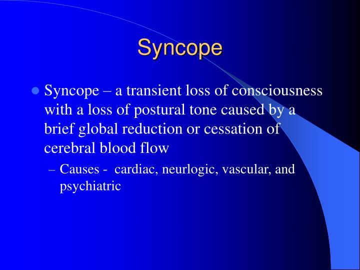 Syncope2