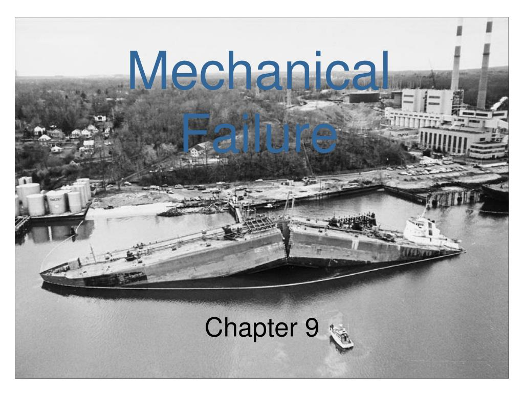 mechanical failure l.