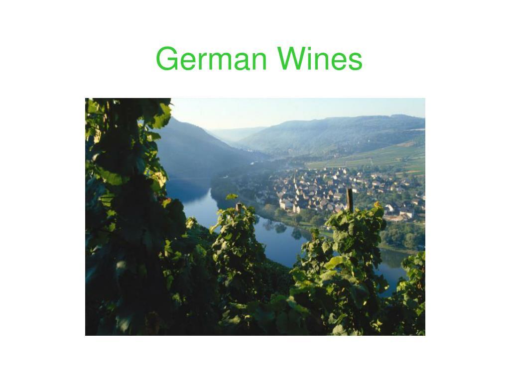 german wines l.