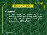 electrical protection9