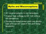 myths and misconceptions29