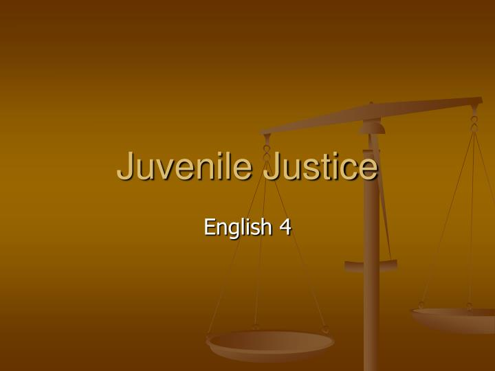 juvenile justice i agree on life Rehabilitation versus incarceration of juvenile offenders: because policy makers often justify expenditures for punitive juvenile justice reforms on the basis of.