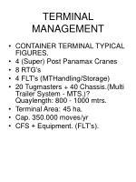 terminal management2