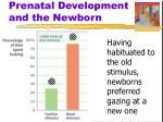 prenatal development and the newborn7