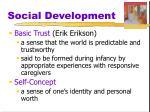 social development5