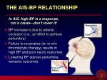 the ais bp relationship